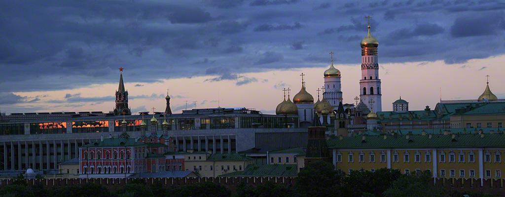 Le Kremlin en Panorama
